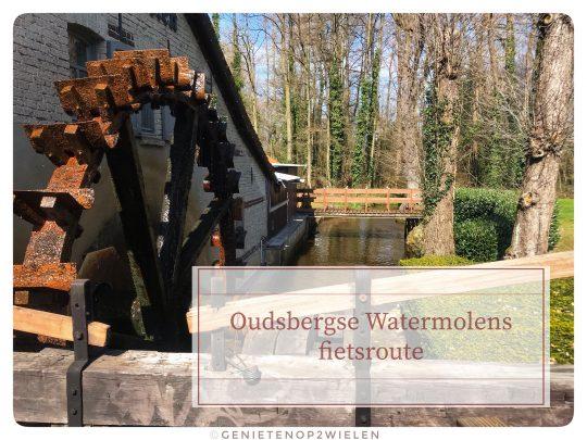Fietsroute, fietsblog, fietsparadijs, duinengordel, Oudsbergen, watermolens, Dorpermolen, Meeuwen