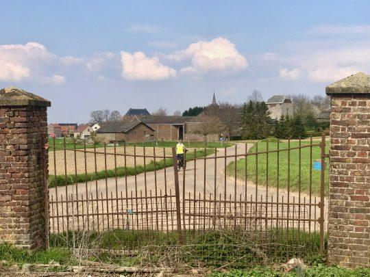Fietsroute, fietsblog, fietsparadijs, Limburg, Haspengouw, Batsheers
