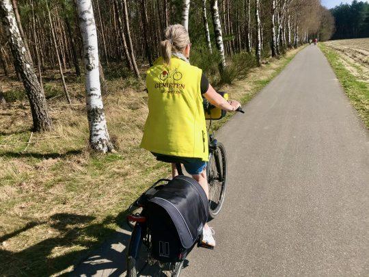 Fietsroute, fietsblog, fietsparadijs, duinengordel, Oudsbergen
