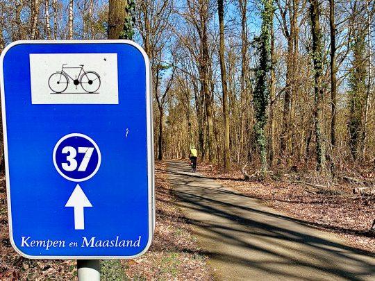 Fietsroute, fietsblog, geuzenbaan, fietsparadijs, duinengordel, Oudsbergen, Oudsberg, Duinengordel, knooppunten