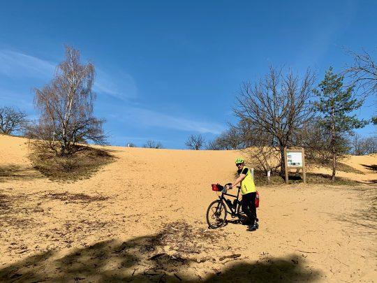 Fietsroute, fietsblog, geuzenbaan, fietsparadijs, duinengordel, Oudsbergen, Oudsberg, Duinengordel