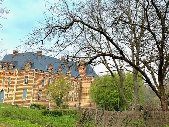 Fietsroute, fietsblog, fietsparadijs, Limburg, fruitstreek, kasteel Heers