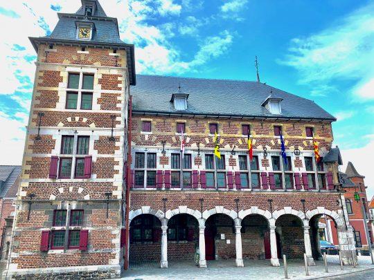 Fietsroute, fietsblog, fietsparadijs, Limburg, Borgloon