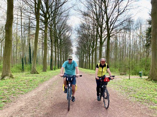 Fietsroute, fietsblog, fietsparadijs, Limburg, Haspengouw, Bloesemroute