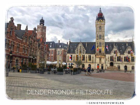 Fietsroute, fietsblog, review, Dendermonde