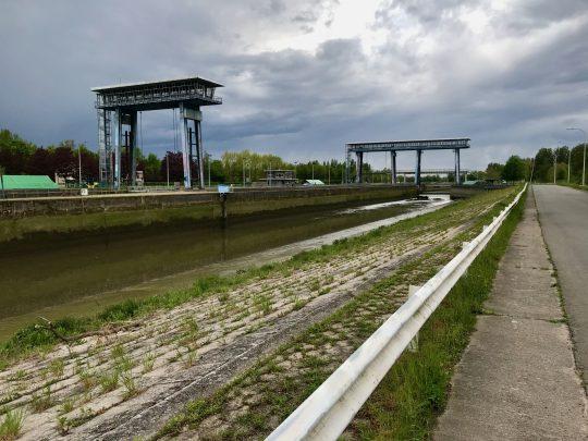Fietsroute fietsblog review fietslus fietsverslagen Scheldeland Dendermonde Dender Tijsluis