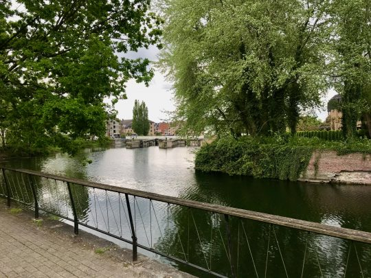 Fietsroute fietsblog review fietslus fietsverslagen Scheldeland Dendermonde Dender