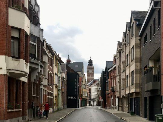 Fietsroute fietsblog review fietslus fietsverslagen Scheldeland Dendermonde