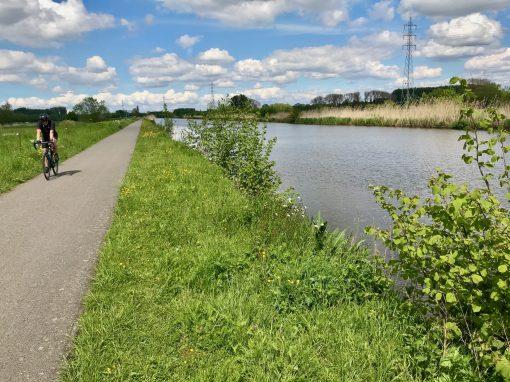 Fietsroute fietsblog review fietslus fietsverslagen Scheldeland Dender Dendermonde