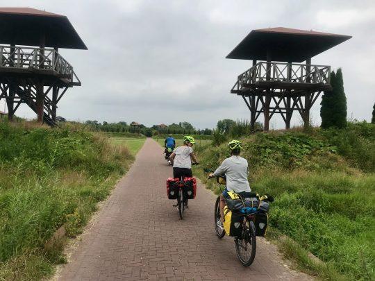 Fietsroute, fietsblog, review, fietsverslag, Limes Fietsroute, Leiden, Park Matilo
