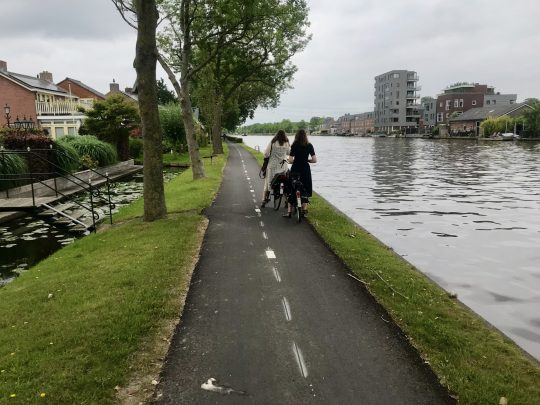 Fietsroute, fietsblog, review, fietsverslag, Limes Fietsroute, Koudekerk, Rijndijk