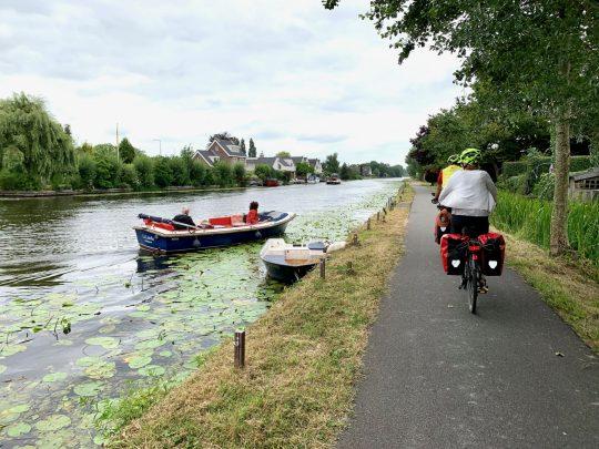 Fietsroute, fietsblog, review, fietsverslag, Limes Fietsroute, Bodegraven