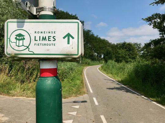 Fietsroute, fietsblog, review, fietsverslag, Limes Fietsroute, Laurium, Woerden