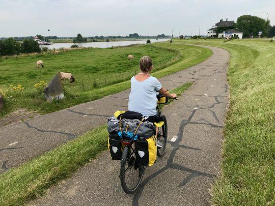 Fietsroute, fietsblog, review, fietsverslag, Limes Fietsroute, Wijk bij Duurstede