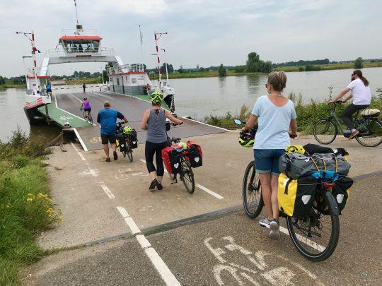 Fietsroute, fietsblog, review, fietsverslag, Limes Fietsroute, Wijk bij Duurstede, Wijkse Veer