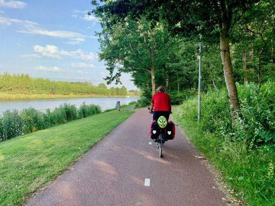 Fietsroute, fietsblog, review, fietsverslag, Limes Fietsroute, Katwijk