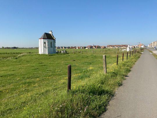 Fietsroute, fietsblog, review, fietsverslag, Kust, icoonroute, Wenduine