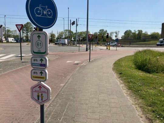 Fietsroute, fietsblog, review, fietsverslag, Kust