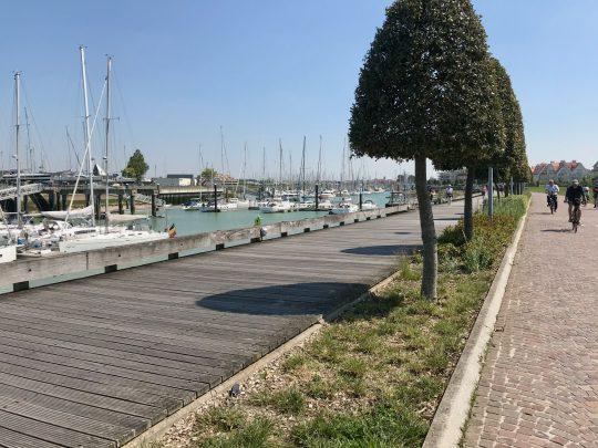 Fietsroute, fietsblog, review, fietsverslag, Nieuwpoort