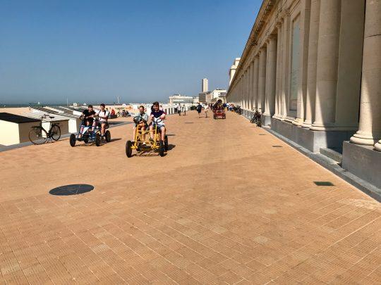 Fietsroute, fietsblog, review, fietsverslag, Oostende