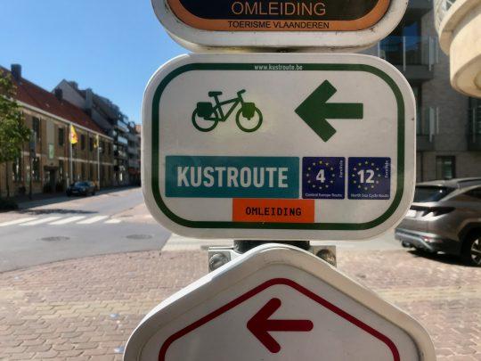 Fietsroute, fietsblog, review, fietsverslag, Knokke-Heist