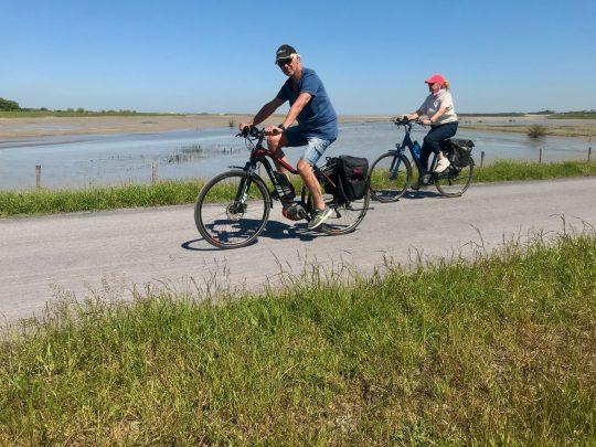 Fietsroute, fietsblog, review, fietsverslag, Knokke-Heist, Zwin