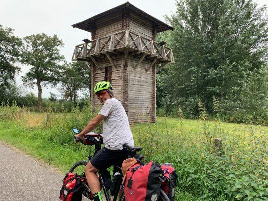 Fietsroute, fietsblog, review, fietsverslag, Limes Fietsroute, Fort Vechten