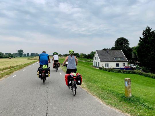 Fietsroute, fietsblog, review, fietsverslag, Limes Fietsroute, Betuwe, Rijswijk