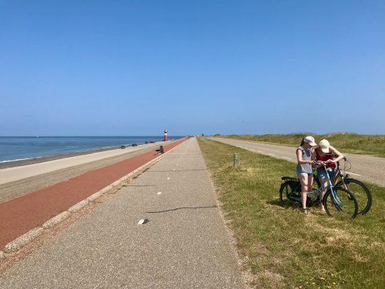 Fietsroute, fietsblog, review, fietsverslag, LF Kustroute, Zeeland, Walcheren