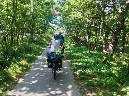 Fietsroute, fietsblog, review, fietsverslag, LF Kustroute, Zeeland, Westenschouwen
