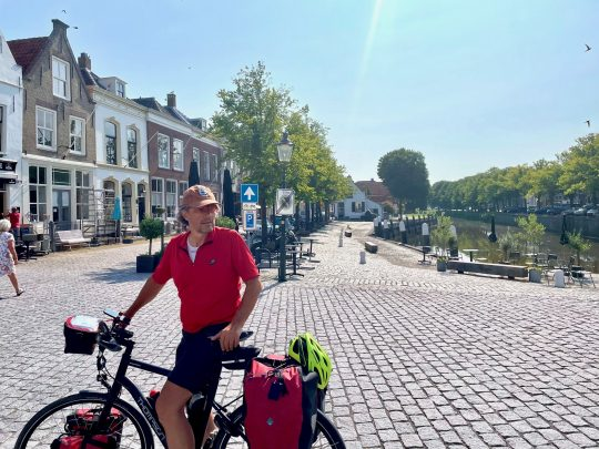 Fietsroute, fietsblog, review, fietsverslag, LF Kustroute, Zeeland, Goedereede