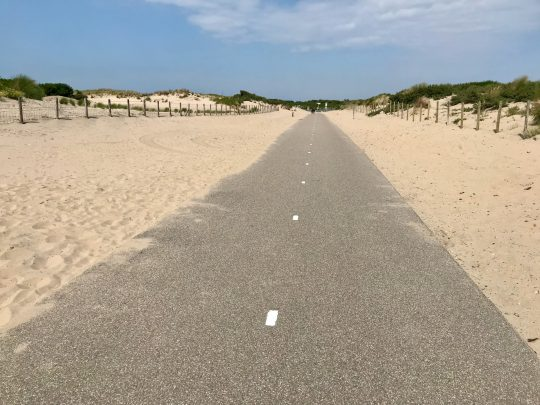 Fietsroute, fietsblog, review, fietsverslag, LF Kustroute, Hoek van Holland