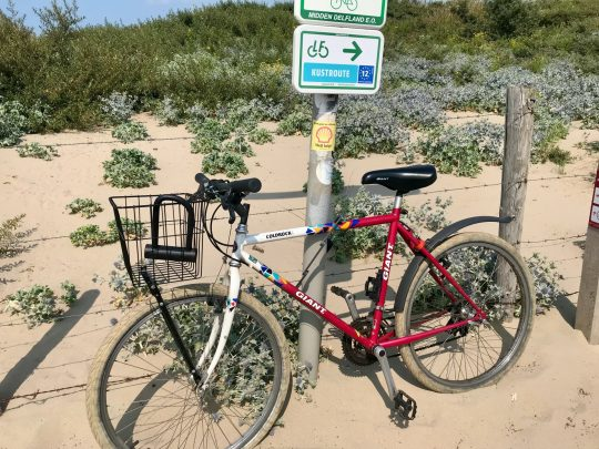 Fietsroute, fietsblog, review, fietsverslag, LF Kustroute, Gravenzande