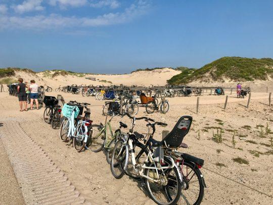 Fietsroute, fietsblog, review, fietsverslag, LF Kustroute, Westduinpark