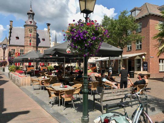 Fietsroute, fietsblog, review, fietsverslag, LF Maasroute, Gennep