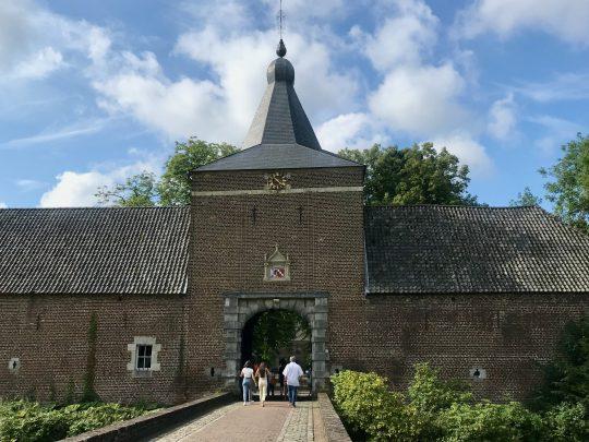 Fietsroute, fietsblog, review, fietsverslag, LF Maasroute, Arcen, kasteeltuinen