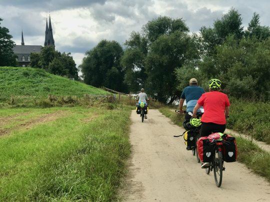 Fietsroute, fietsblog, review, fietsverslag, LF Maasroute, Steyl