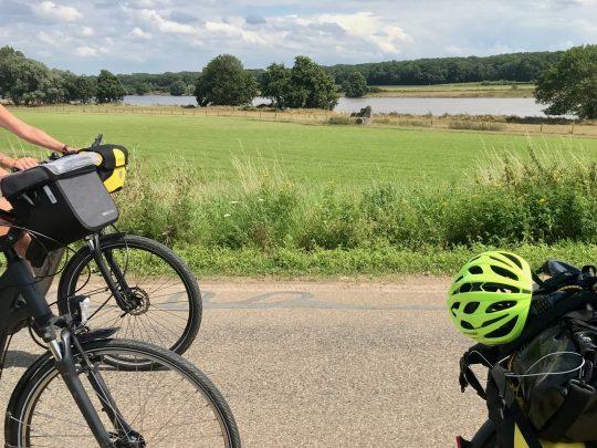 Fietsroute, fietsblog, review, fietsverslag, LF Maasroute, Kessel