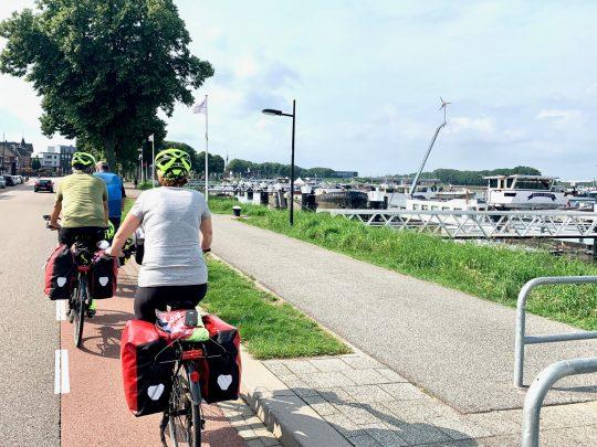 Fietsroute, fietsblog, review, fietsverslag, LF Maasroute, Maasbracht
