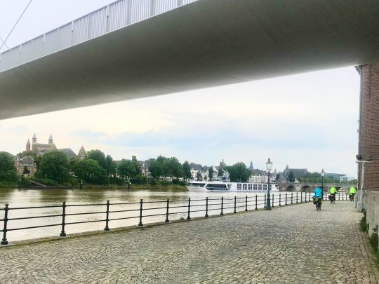 Fietsroute, fietsblog, review, fietsverslag, LF Maasroute, Maastricht